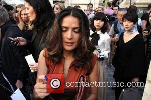 Salma Hayek The Things They Say 23074
