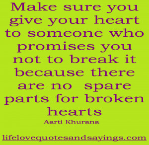 Broken Promises Quotes And Sayings Someone who promises you