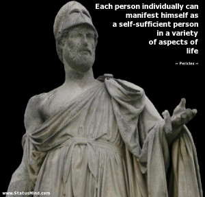 Pericles Quotes Pericles quotes