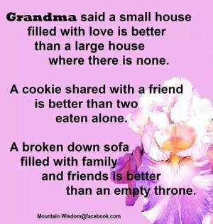 Remember Grandma
