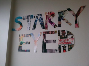 teenage bedrooms wall quotes tumblr - Pesquisa Google