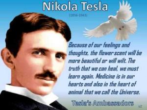 Nikola Tesla Quotes God