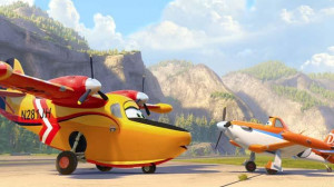 Planes Fire And Rescue Trailer