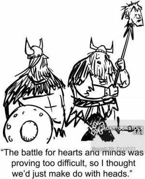 viking battles cartoons, viking battles cartoon, funny, viking battles ...