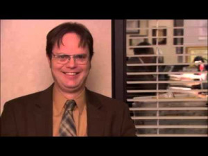 ... Dwight Schrute Version) Top 10 Hilarious Dwight Schrute Quotes Dwight