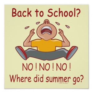 Going Back to School Quotes Funny