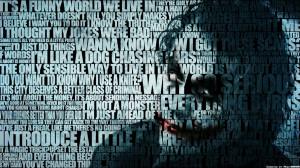 Jack Napier Joker Quotes