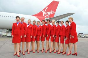 Introducing male Flight Attendant Uniforms