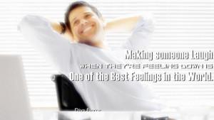 ... Feeling Down is One of the Best Feelings in the World. - Diva Fierce
