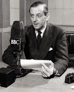 Alistair Cooke died on this date in 2004.