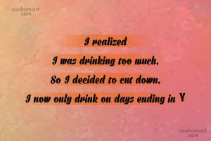 Alcohol Quotes, Sayings about alcoholic drinks - Page 2