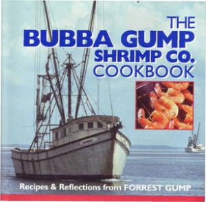 Forrest Gump Bubba Shrimp Quote