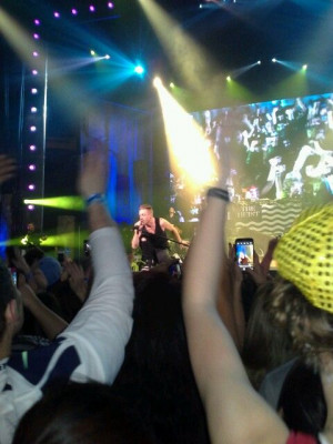 Macklemore, Seattle Show 1/3