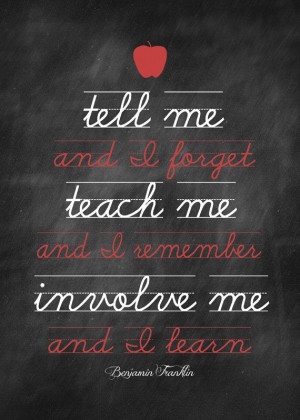 Instant Download Teach Me Quote Printable by SMALLMOMENTSdesigns