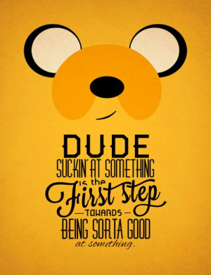 the dog (Adventure Time) Words Of Wisdom, Dogs, Stuff, Adventure Time ...