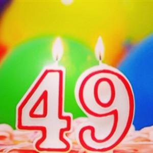 Happy 49th Birthday Quotes