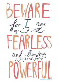 ... FEARLESS, POWERFUL: FRANKENSTEIN by MARY SHELLEY Art Print by Rosianna