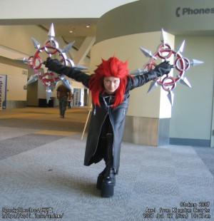 Kingdom Hearts Viii Axel
