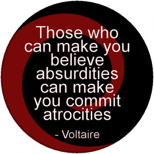 Be afraid....be very afraid.