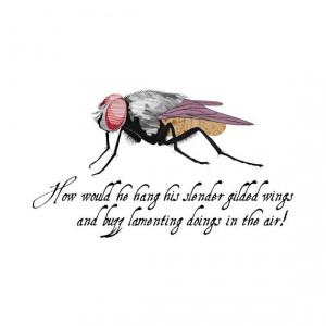Fly - Insect - Nursery Art - Wall Art - 8x8 Fine Art Print ...