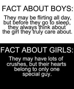 The Truth About Boys & Girls