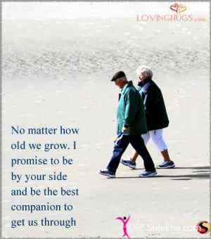 Growing Old Together-Romance Pictures