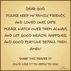 prayer for family and friends more prayer inspiration friends quotes ...