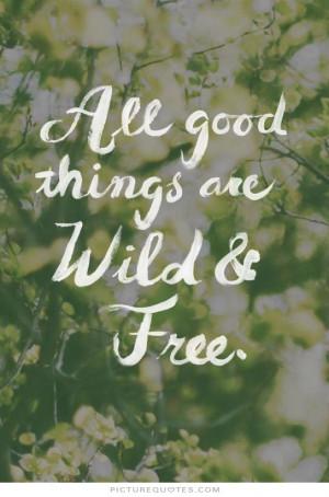 Free Quotes Wild Quotes