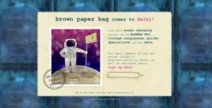 Splash page for BPB Weekend. Visit site