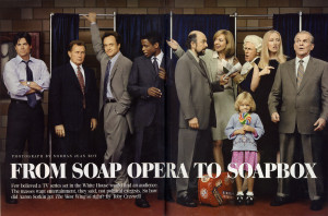 The West Wing The West Wing- article