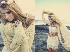 Boho Bride: Styled Shoot with Disfunkshion Magazine and Modern ...