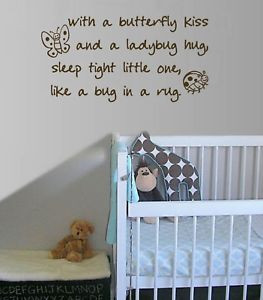 ... nursery heaven vinyl wall quotes for baby nursery wall art nursery