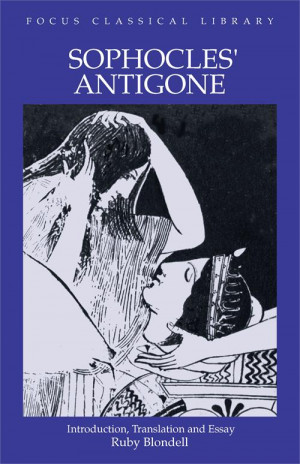 What are the main differences between Antigone and Creon?