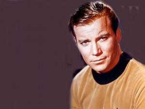 william shatner background
