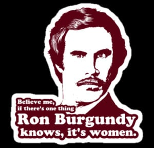 ron burgundy quotes