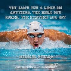 ... Michael Jordan #michael #phelps #athlete #entrepreneur #quotes #
