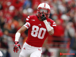Kenny Bell could become Nebraska's all-time leading receiver this fall ...