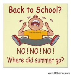 Funny back to school wallpaper ;~} this is how i feel right now. Not ...