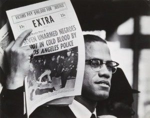 """word 'freedom' out of your vocabulary."""" (Malcolm X aka Malcolm ..."""