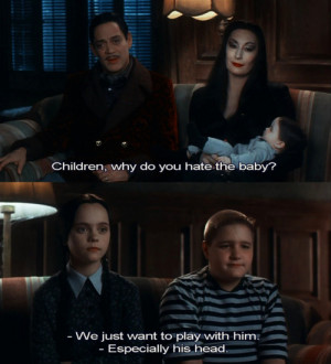 Back > Quotes For > Wednesday Addams Quotes Family Values