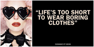 short quotes on fashion