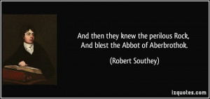 More Robert Southey Quotes