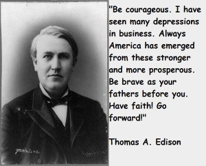 Thomas alva edison famous quotes 2