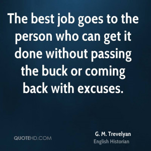 Trevelyan Quotes