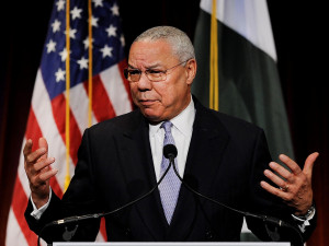 hope you excuse the length of this blog post -- it's on Colin Powell ...