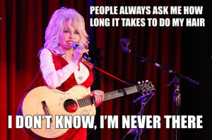 Dolly Parton: 8 great quotes that prove she's ready for Glastonbury