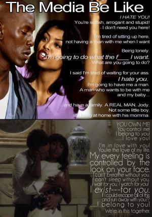 Scandal promotes interracial relationships