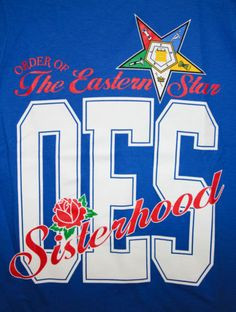 OES Order of the Eastern Star