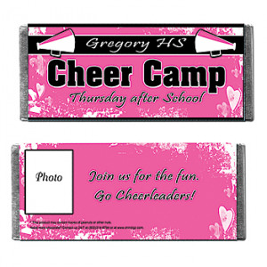 Cheerleading Quotes With Candy Bars