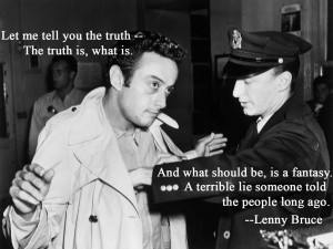 Lenny Bruce Quotes